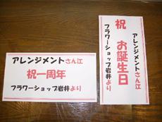 配送用胡蝶蘭BOX無料サービス